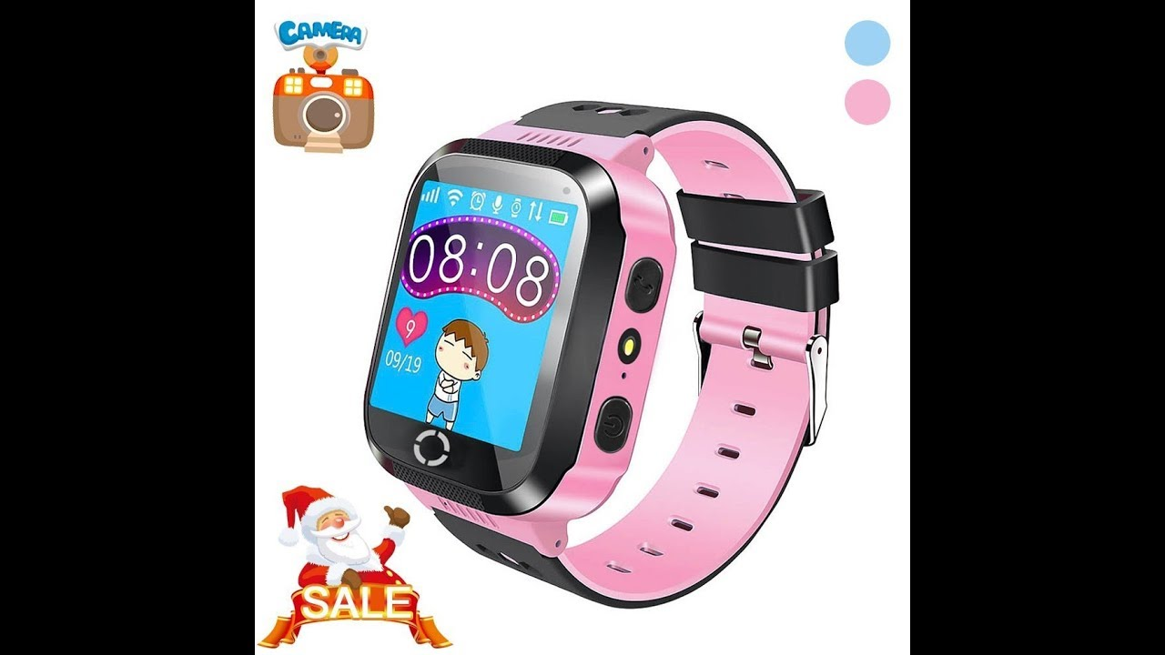 2019 New Childrens Smart Phone Watch Ds39 Smart Watch Anti-lost Gps Tracker Remote Photography Kids Smartwatch For Android Ios Back To Search Resultswatches