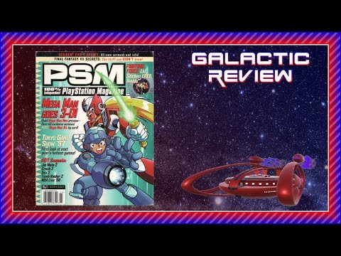 Galactic Review - PlayStation Magazine #3 (Nov. 1997)