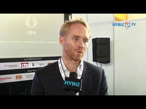 Damian Miller - Orb Energy   RenewX 2018 Hyderabad