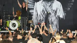 Underoath -  No Frame 7/20/2019 LIVE in The Woodlands Texas