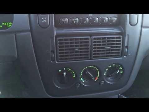 Simple How To Fix Blend Door Heater A C Actuator 2002