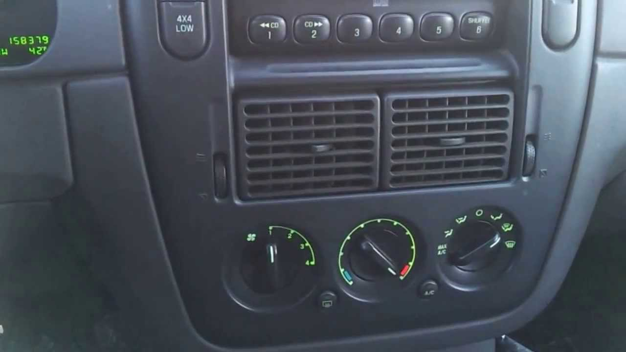 Air Conditioner Fan >> how to fix blend door actuator broken making loud noise heater air conditioning control knob ...