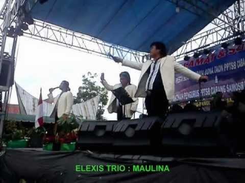 Lagu Batak::Elexis Trio::Maulina