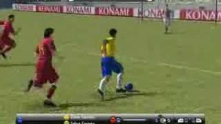 Pro Evolution Soccer 2008 (DEMO PC)
