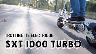 SXT 1000 Turbo | Trottinette électrique adulte