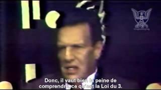 La Sainte Trinité · Samael Aun Weor · Entrevue TV 03 (partie 4 de 7)