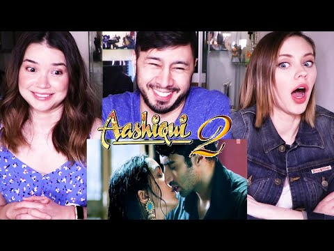 TUM HI HO | Aashiqui 2 | Arijit Singh | Music Video Reaction!