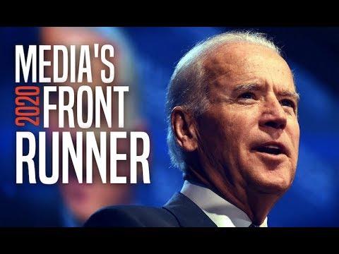 Journalist Already Declares Joe Biden as the Front Runner in 2020