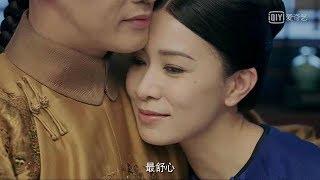 《延禧攻略》:高贵妃与娴妃同时被烫伤,佘诗曼一句话显示高情商