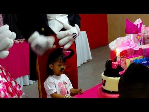 Fiesta de Camila con Miky y Minie