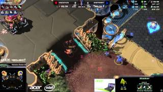 Innovation vs. BabyKnight (ATC) - Millenium vs. Acer - Game 7 - StarCraft 2
