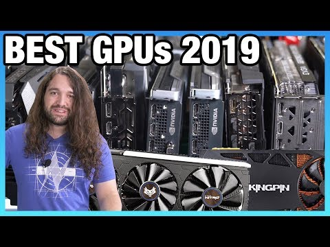 Awards: Worst & Best GPUs of 2019   Gaming Video Cards by AMD & NVIDIA