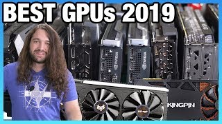 Awards: Worst & Best GPUs of 2019 | Gaming Video Cards by AMD & NVIDIA