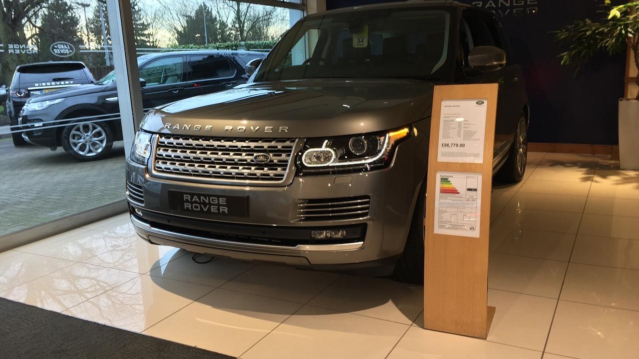 2017 Range Rover Vogue Exterior And Interior Review