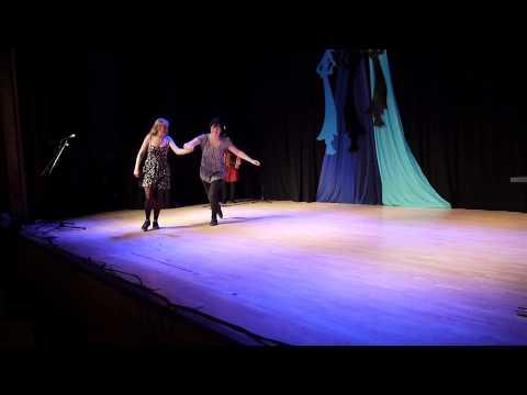 Drevjapols med Dina Bruun og Ingrid Fossum - YouTube