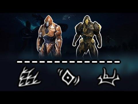 Warframe - Updated Builds - Rhino & Rhino Prime (Iron Skin, Roar & Rhino Stomp)