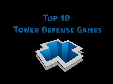 ТОП 10 ТД игр |  TOP 10 Tower Defense Games