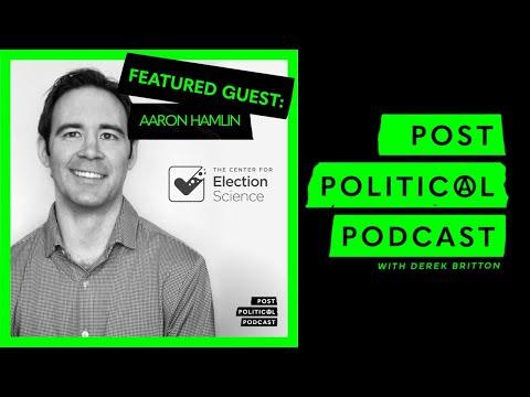 Post Political Podcast - Episode 032: Aaron Hamlin
