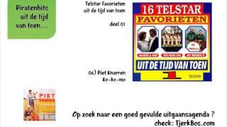 Piet Knarren - Ko-ko-mo (Oude Piratenhits).