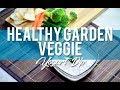Healthy Garden Veggie Yogurt Dip