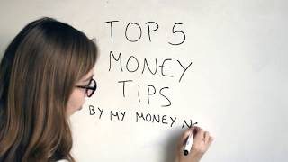 My Money Now's 5 top tips for young people
