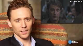 Tom Hiddleston reveals his favorite Loki line