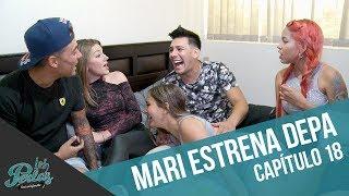 Mari estrena su nuevo departamento | Los Perlas