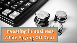 Investing in Business while Paying Off Debt - from Latvia!