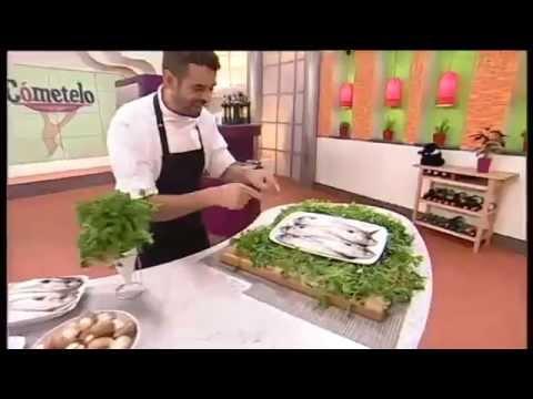 Programa c metelo de canal sur se desplaza a almu car y cocina caballa rellena de jam n youtube - Cocina canal sur ...