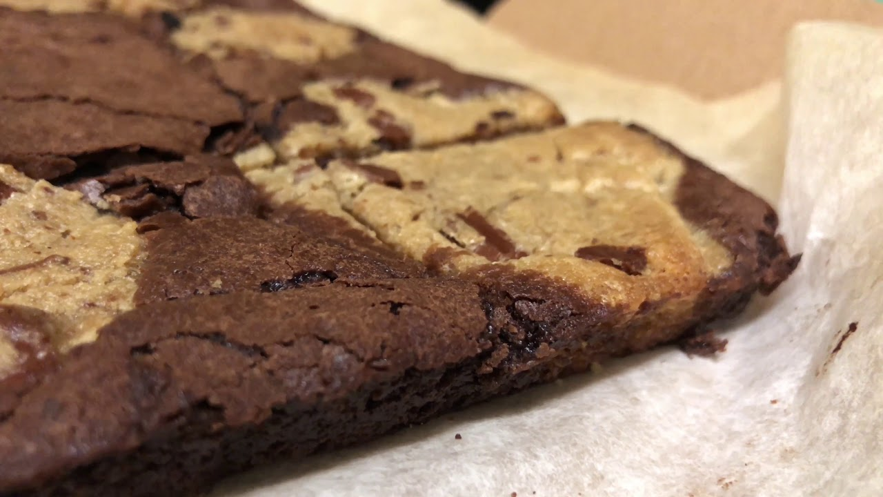Domino S Marbled Cookie Brownie Review