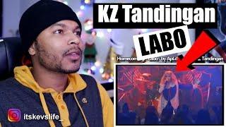 "Coke Studio Homecoming: ""Labo"" by Apl.de.ap and KZ Tandingan | REACTION"