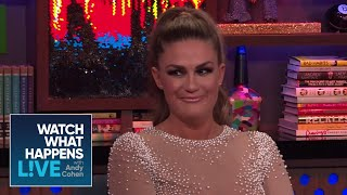 Brittany Cartwright On Jax Taylor And His Reiki Master | Vanderpump Rules | WWHL