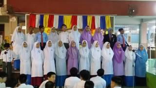 Persembahan minggu bahasa SMKCP 2017