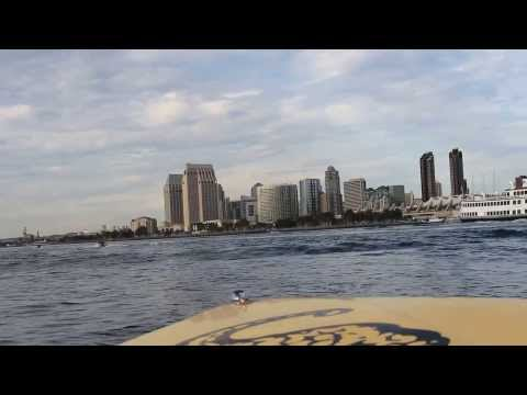 Speed Boat Adventure Tour San Diego bay
