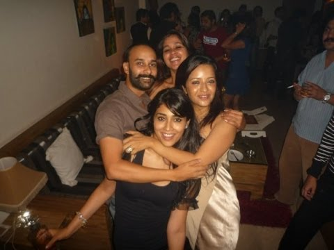 Shriya Reema Sen  Vimala Raman Private Party Unseen video