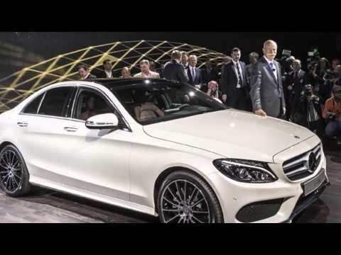2014 Mercedes Benz W205 C Class C400 AMG YouTube