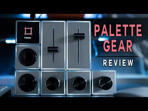 Palette Gear Review: Is This Editing Tool For You? - Видео с YouTube