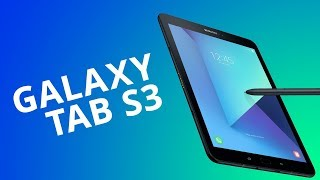 Samsung Galaxy Tab S3 [Análise / Review]