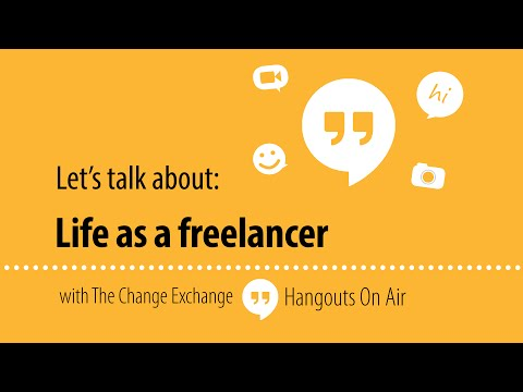 Let's talk about Life as a Freelancer