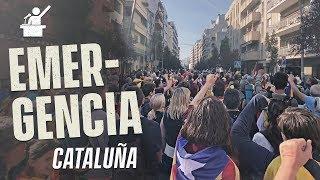 Emergencia en Cataluña