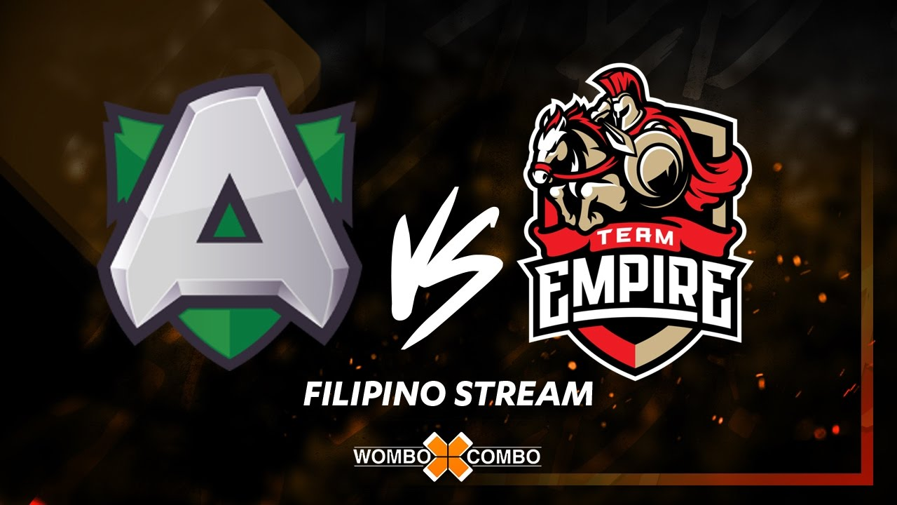 Alliance Vs Empire Wellplay Finals Game 1 Youtube