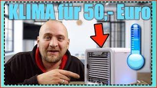 Klimaanlage für ZUHAUSE GÜNSTIG unter  50 Euro ?