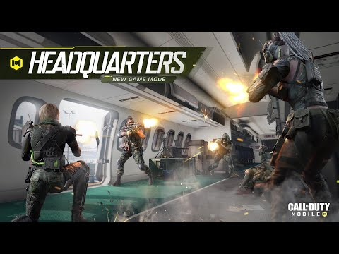 Call of Duty®: Mobile - Headquarters Mode
