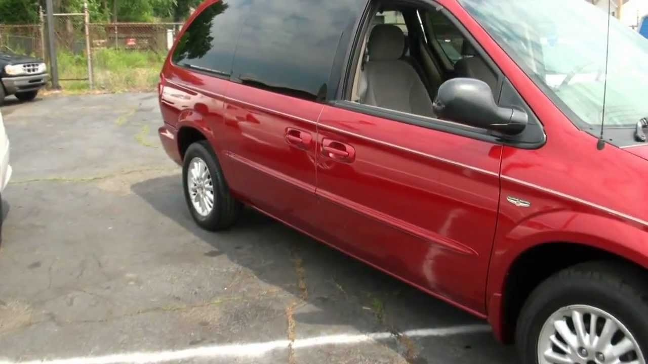 2002 chrysler town country touring edition youtube. Black Bedroom Furniture Sets. Home Design Ideas