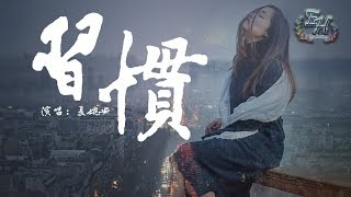 夏婉安 - 習慣『最怕沒有結果的拉扯....』【動態歌詞Lyrics】 thumbnail