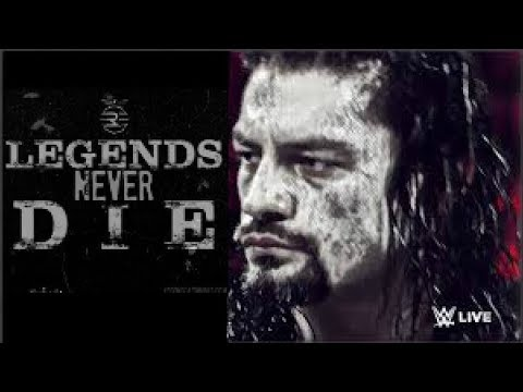 Fair (Roman Reigns Music Video) ►Legends never die 2018ᴴᴰ ●