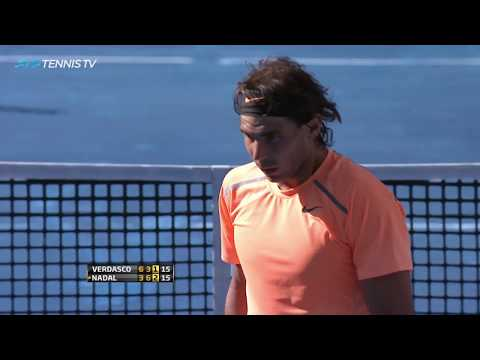 Top 10 Best Shots On Blue Clay 💙 | Mutua Madrid Open 2012