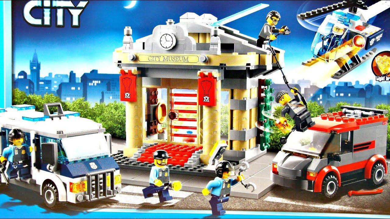 Ucieczka Złodziei Lego City Policja Bajki Dla Dzieci Pagebdcom