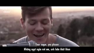 Lyrics Sugar Maroon 5 Tyler Ward Acoustic Cover