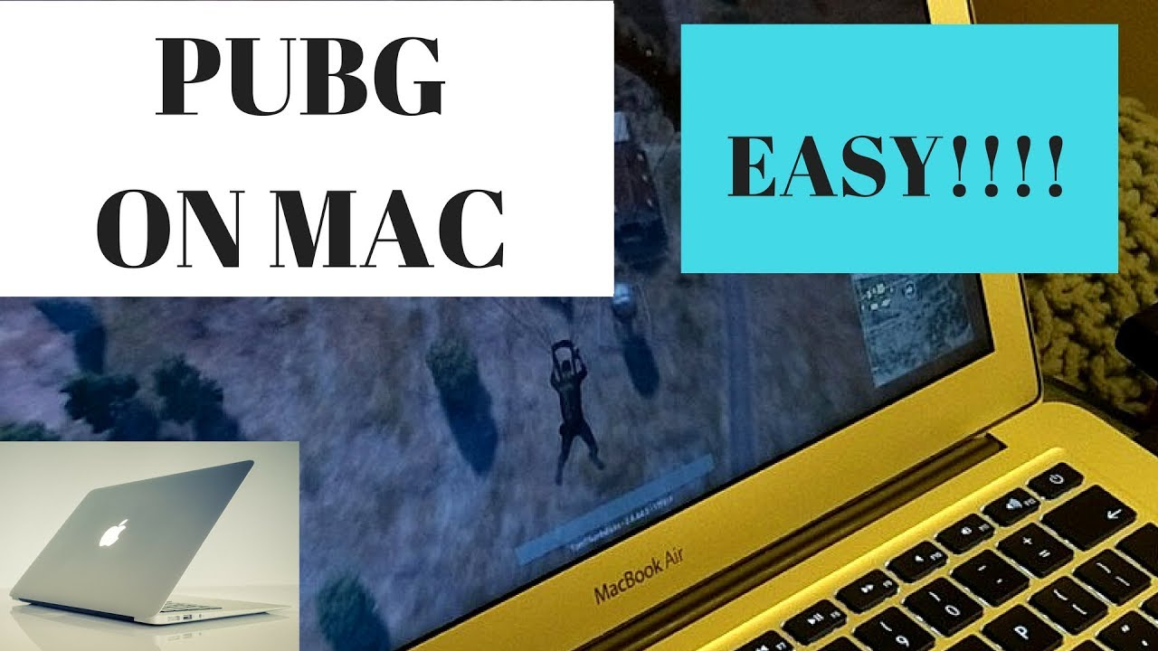 Pubg mobile on MAC ONLY Works |2018|